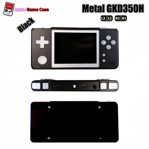 My_retro_game_case_Game_Kiddy_GKD350H_Metal_black_console_Silver_buttons.jpg
