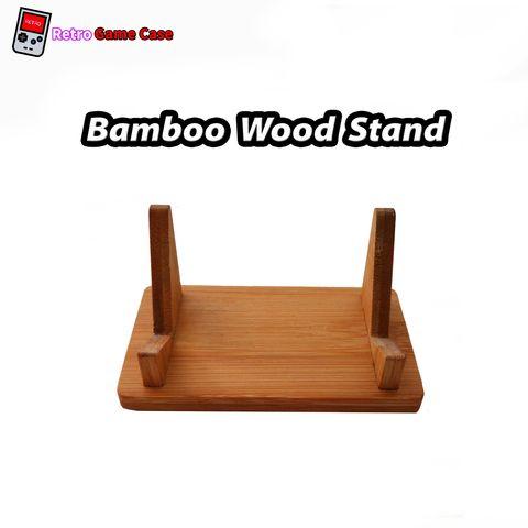My_retro_game_case_bamboo_wood_stand.jpg
