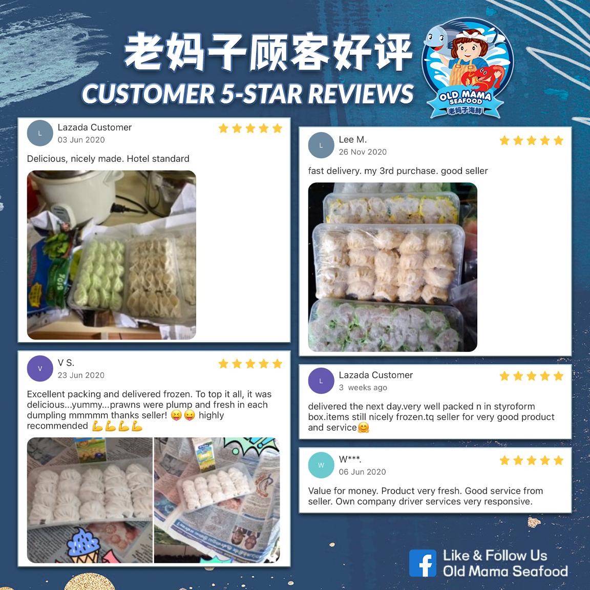 Old Mama Seafood PLT -