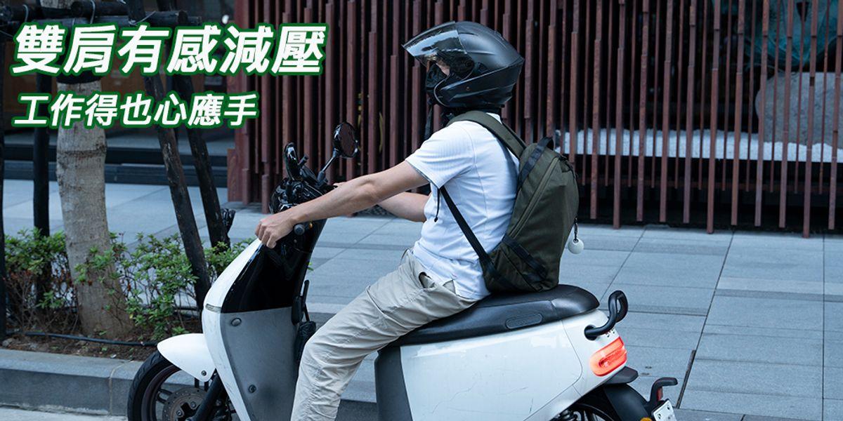 來自房仲業-Bruce 使用 Able Carry - 無重力後背包的感想