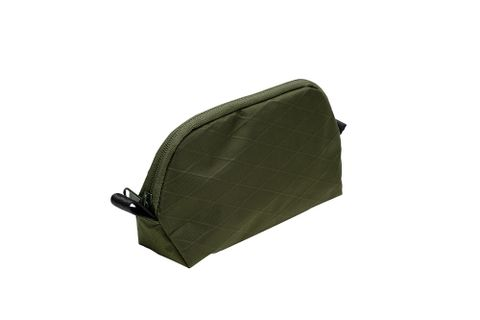 302202540 Stash Pouch - XPAC Olive Green Left.jpg
