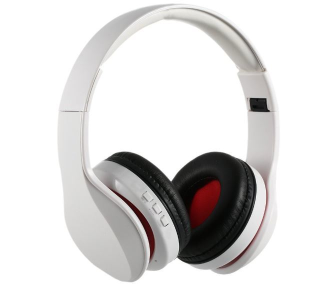 Portable Foldable Headset Stereo Headphone Hands-free w/Mic Mobile Phones PC Laptop