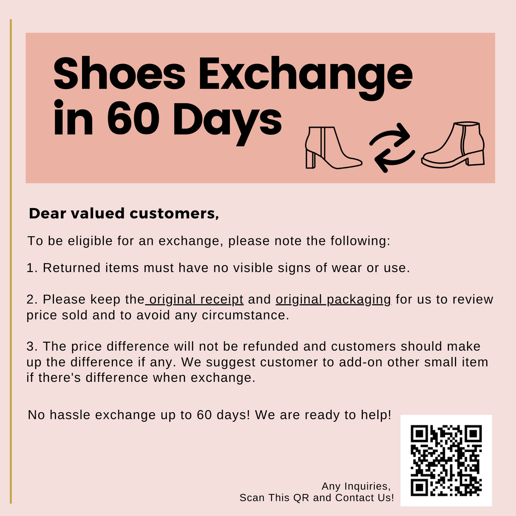 Online 60 Days Shoes Exchange.png