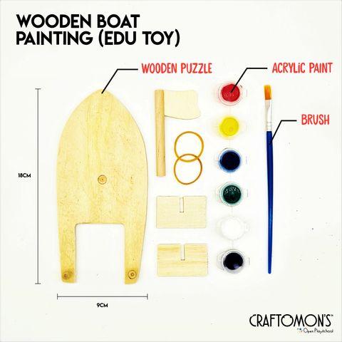 Wooden Boat Painting Kit-05.jpg