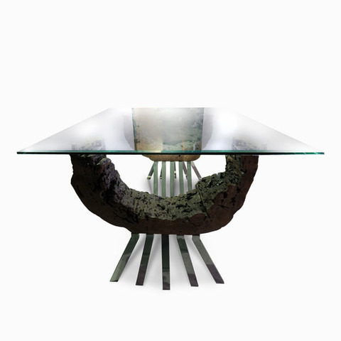 Artistic Chengal with Glass Top Dining Table (3).jpg