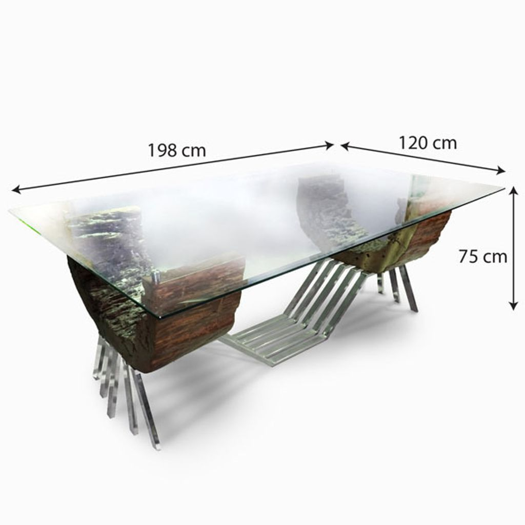 Artistic Chengal with Glass Top Dining Table (6).jpg
