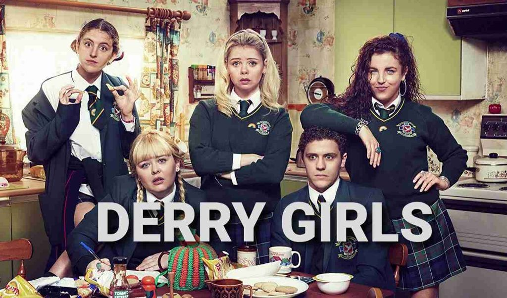 A sitcom about friendship that we can all relate to: Derry Girls