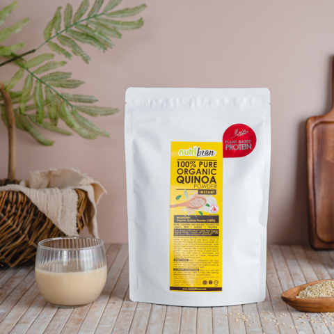 NutriBran (100% Pure Organic Quinoa Powder) - plain on its own but aromatic once added into your favourite drink.png