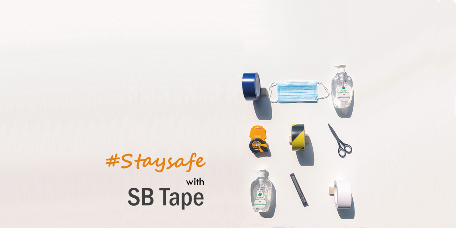 SB Tape Group Sdn Bhd (846030-A) | All-in-One Safety Kit!