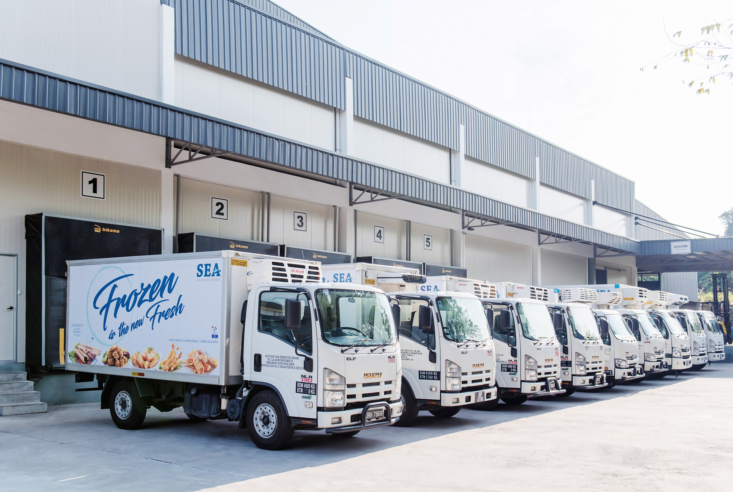 SEA FOOD MART | FRESH SEAFOOD TO YOUR DOOR STEP BY OUR OWN FLEET OF COLD TRUCKS