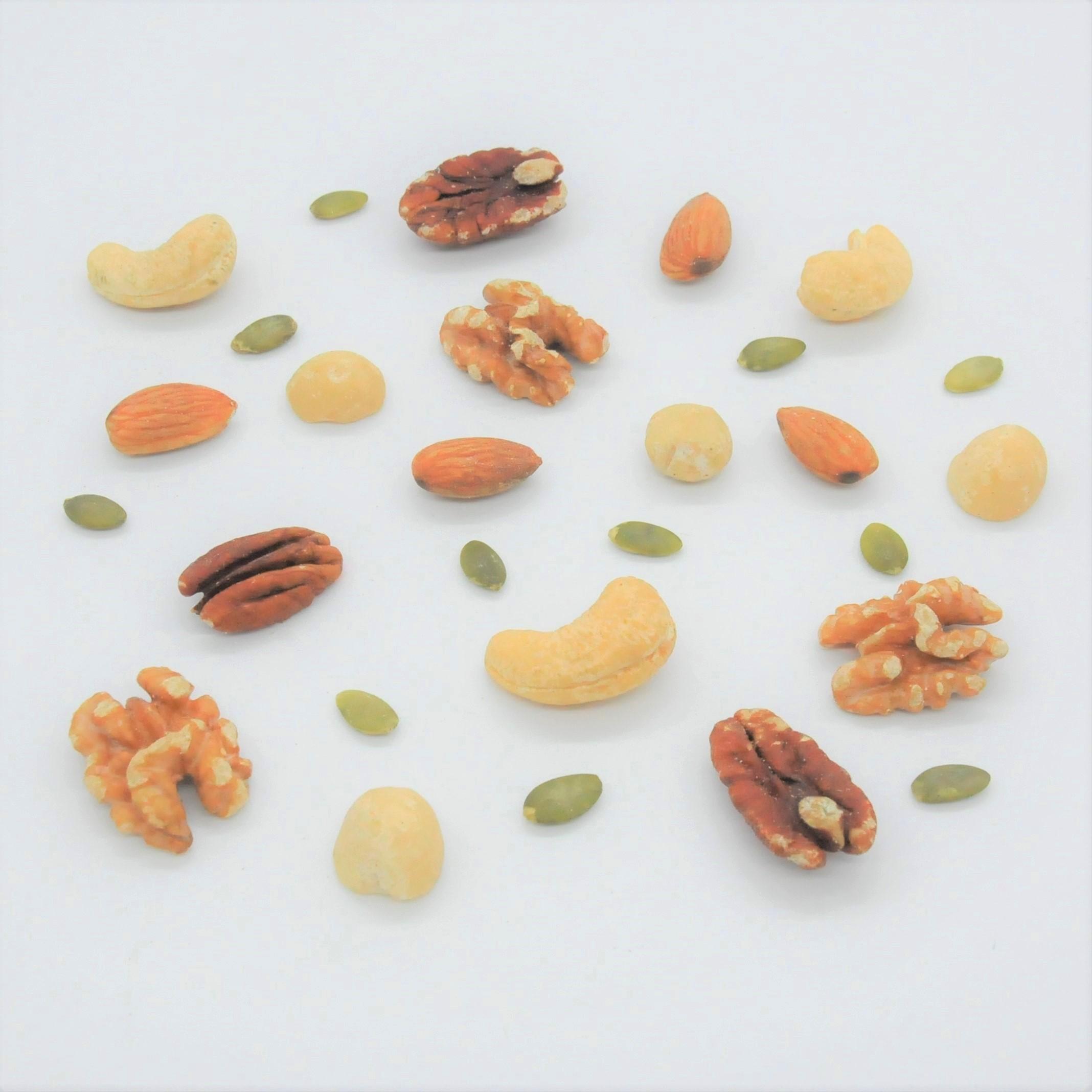 低溫烘焙原味綜合堅果-2