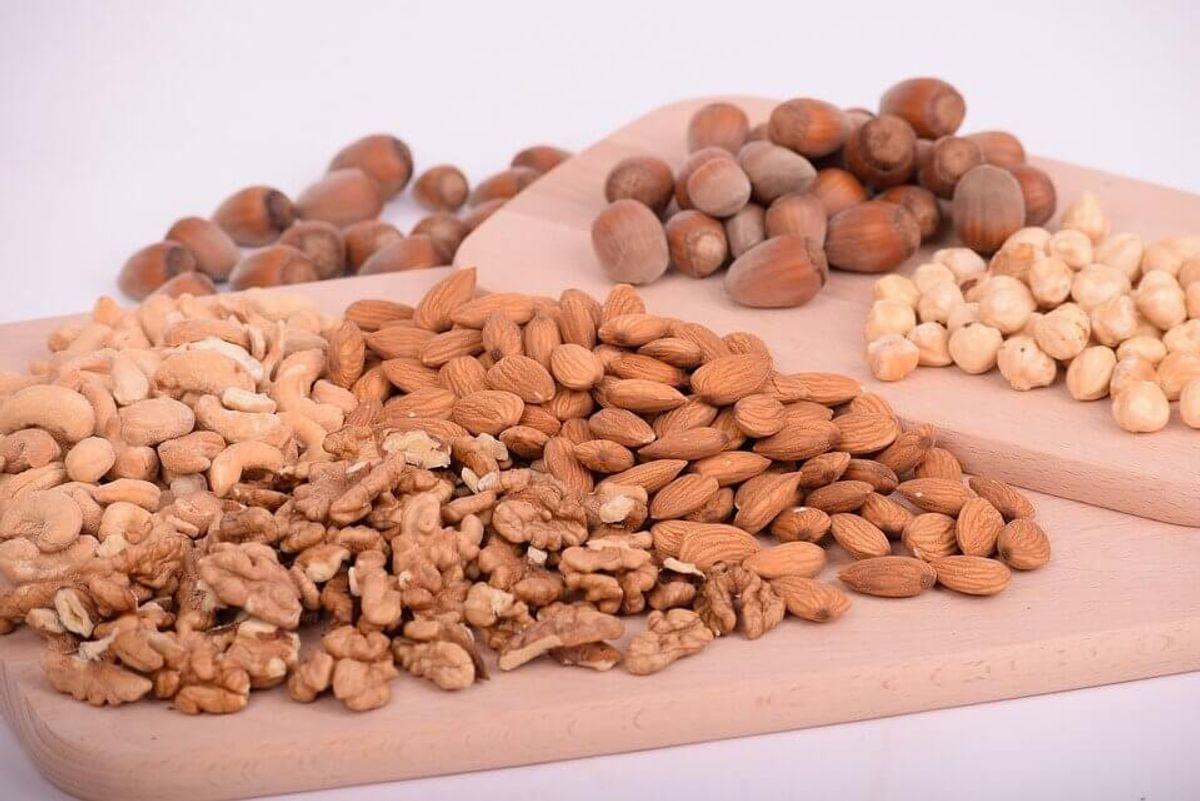 綜合堅果營養成分-基礎營養