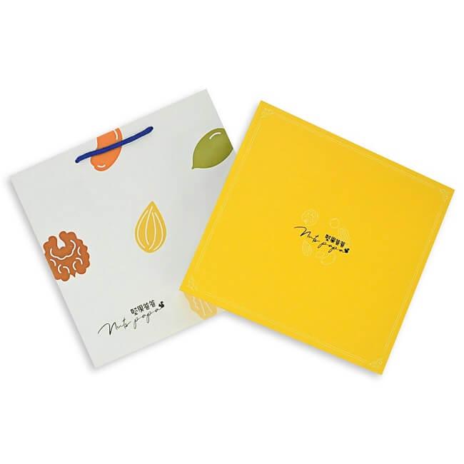 綜合禮盒A - 堅果+黑糖磚 - 2
