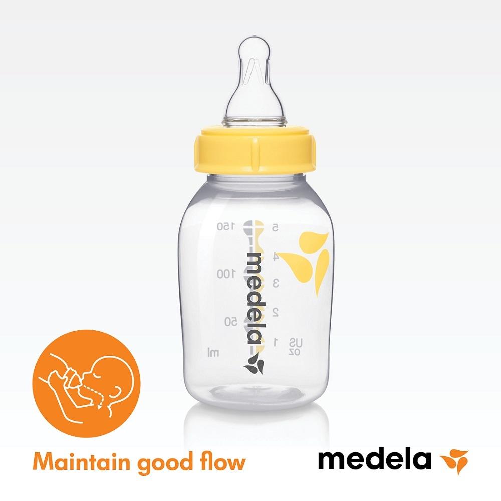 Medela Breast milk Bottle with Teat