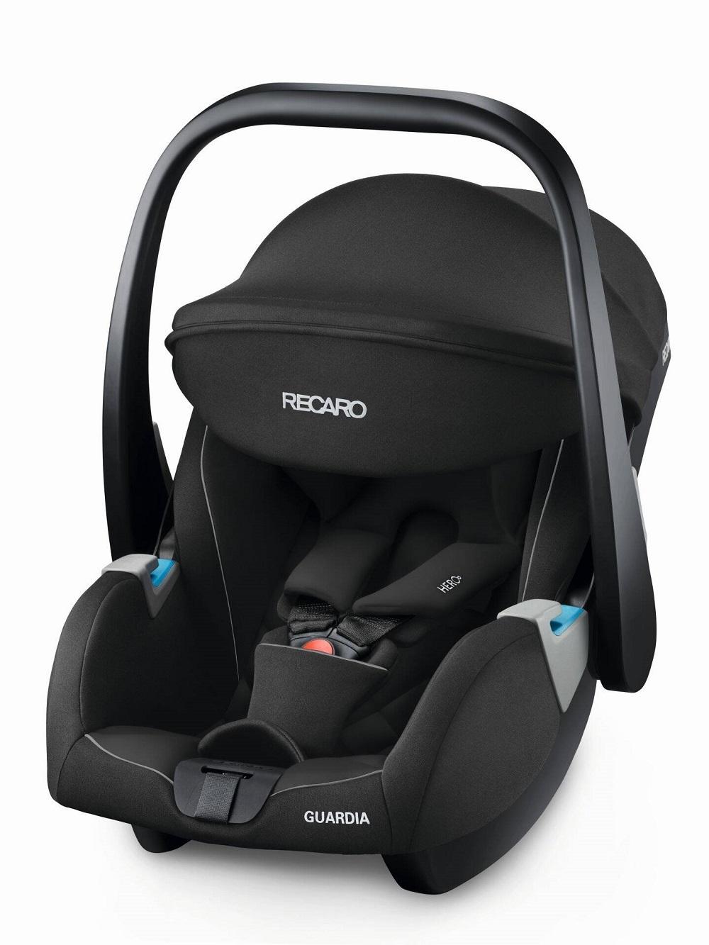 Recaro Infant Carrier (Provided 2-year Warranty)