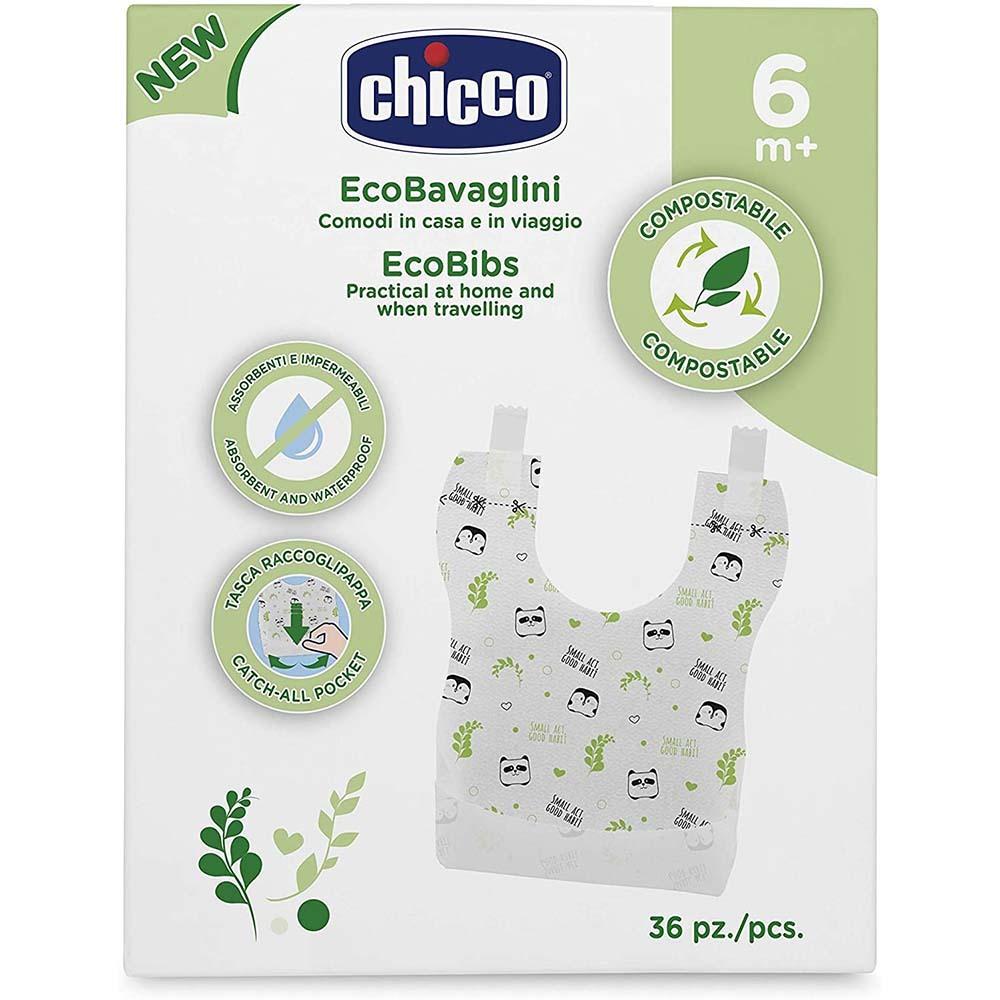 Chicco Disposable EcoBibs (36pcs)