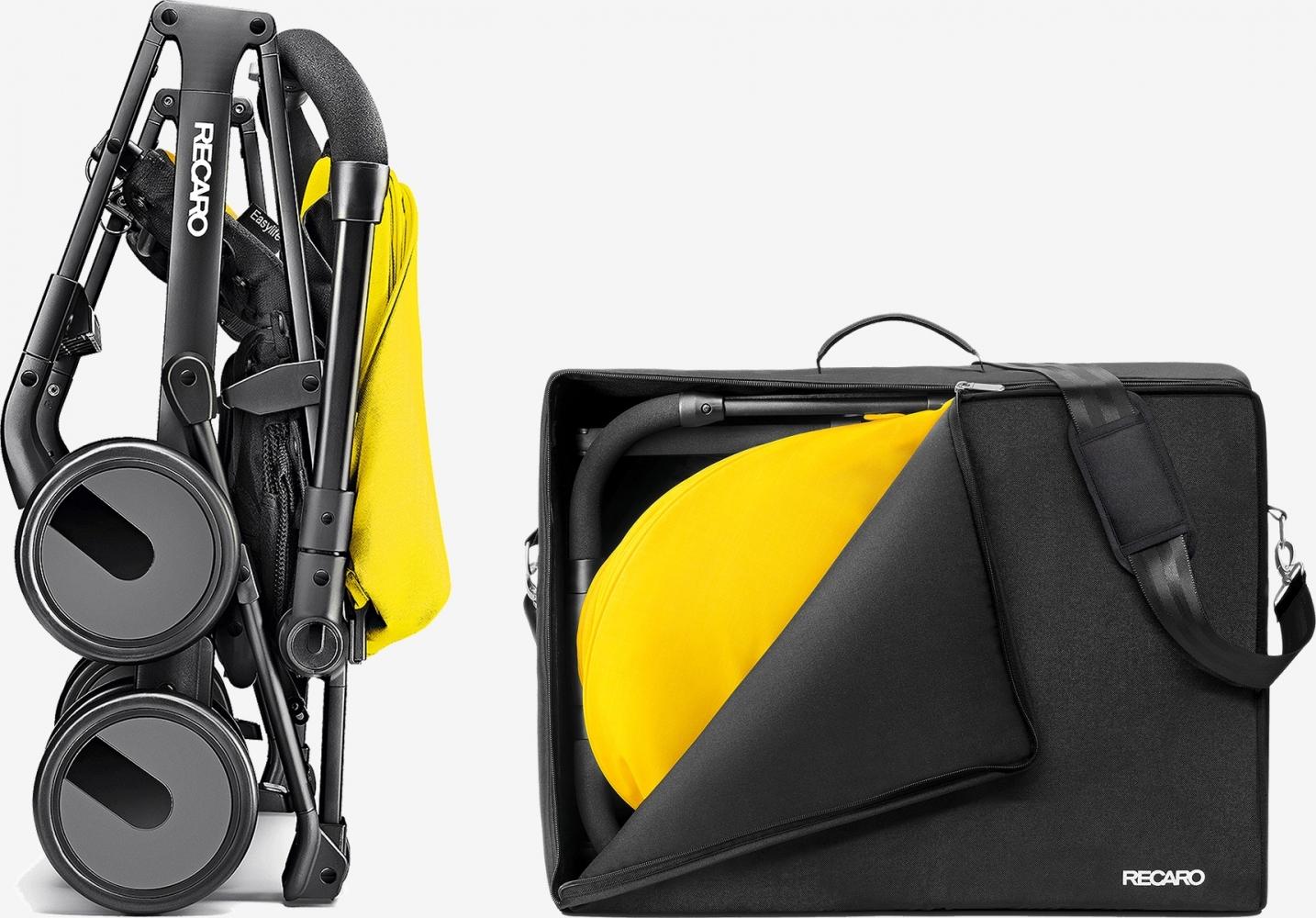 Recaro Easylife Travel Bag * Black Color *