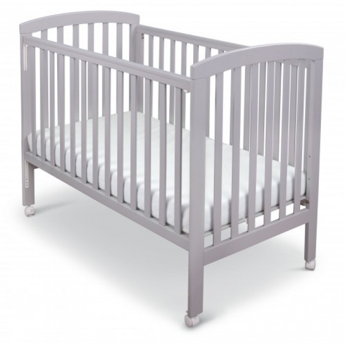 Comfy Baby Cot (60 x 120cm) with Mattress