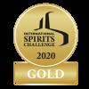 ISC 2020 Medals Gold