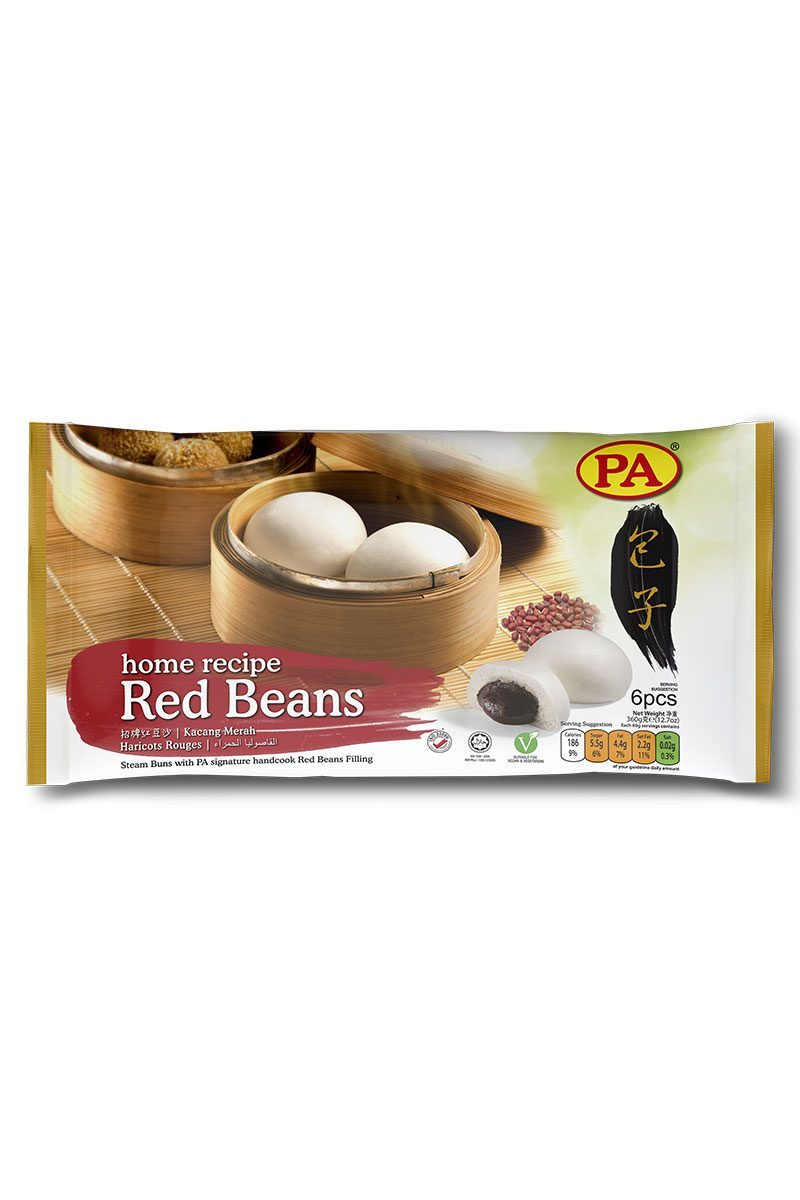 Products-steamed-bun-red-bean-packaging