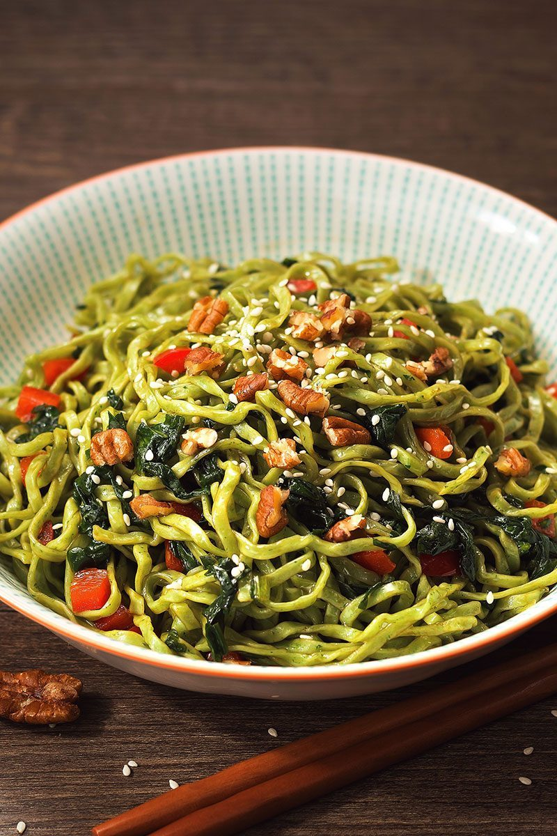 Products-upastry-noodles-spinach-recipe