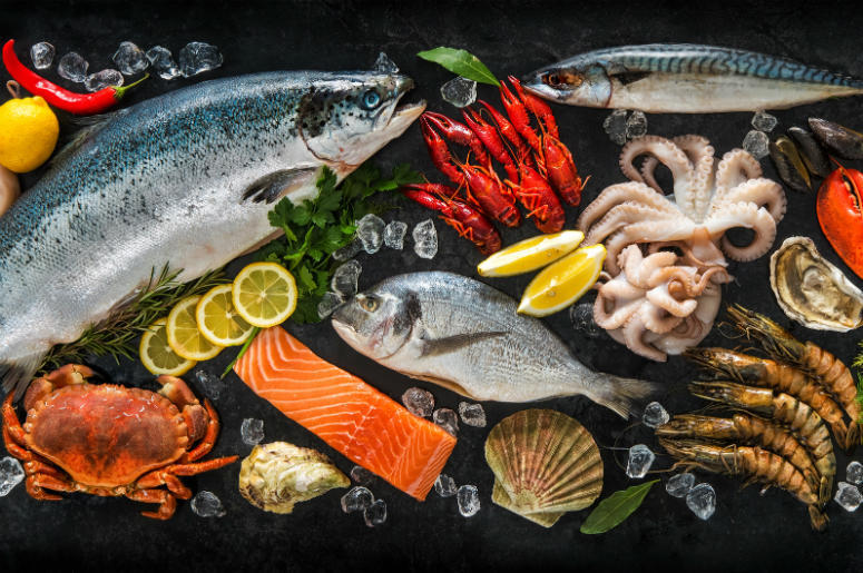 Gocer E-Mart | Our Selections - FROZEN SEAFOODS