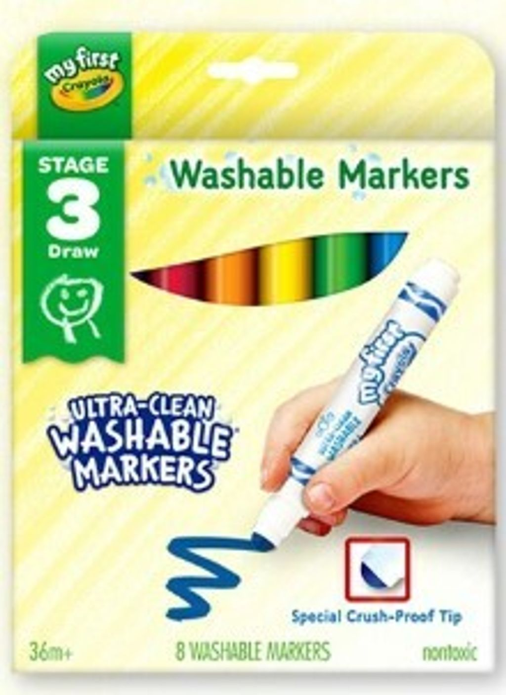 CRAYOLA MY FIRST BROAD LINE ULTRA WASHABLE MARKER PEN.jpg