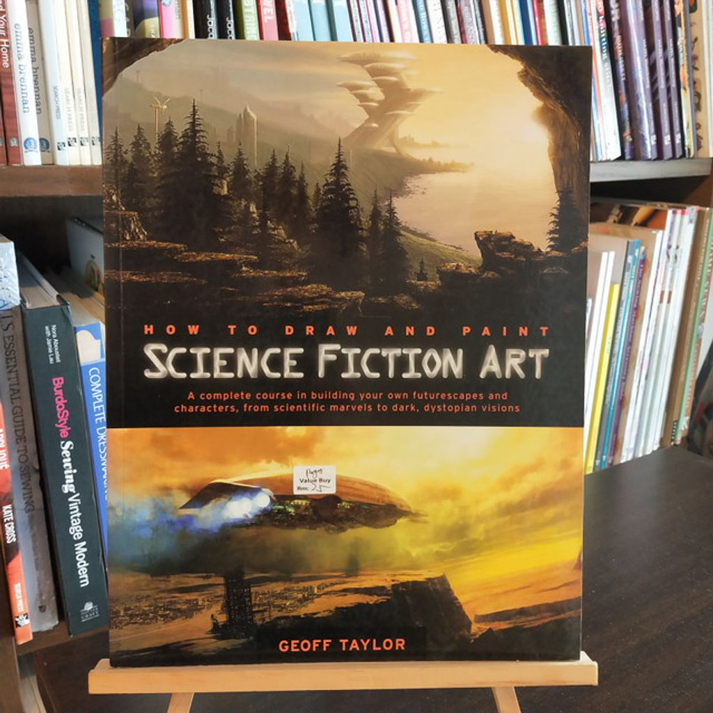 25-How to draw and paint science fiction art.jpg