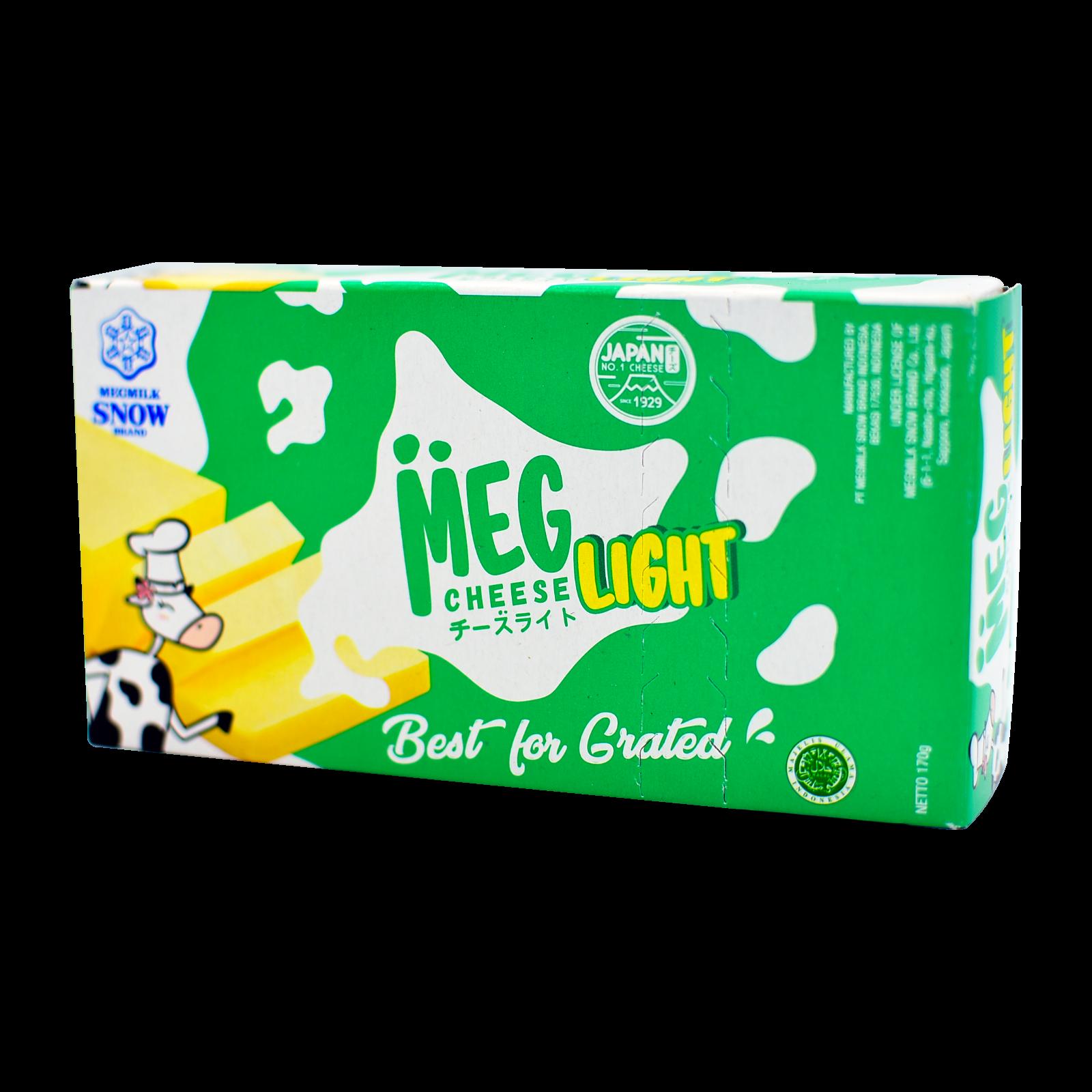 Meg Light Cheese 170g.png