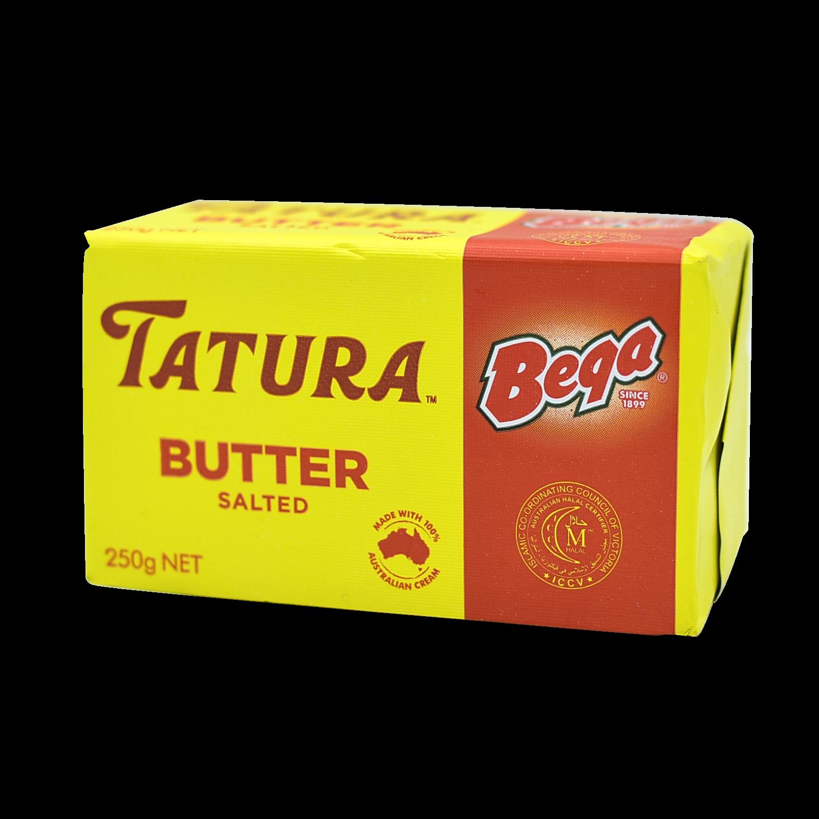 Tatura Butter Salted 250gm.png