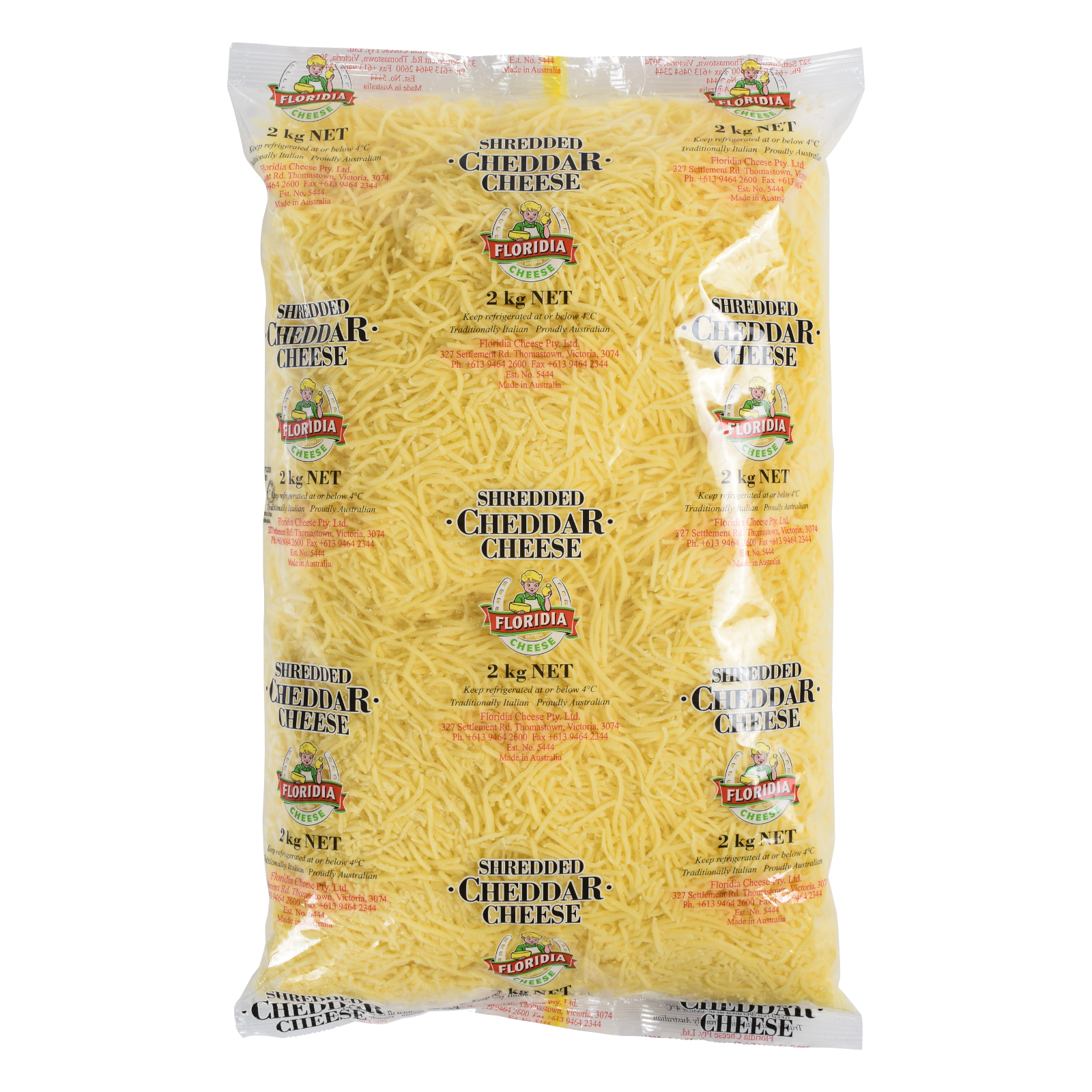 floridia shredded cheddar cheese.png
