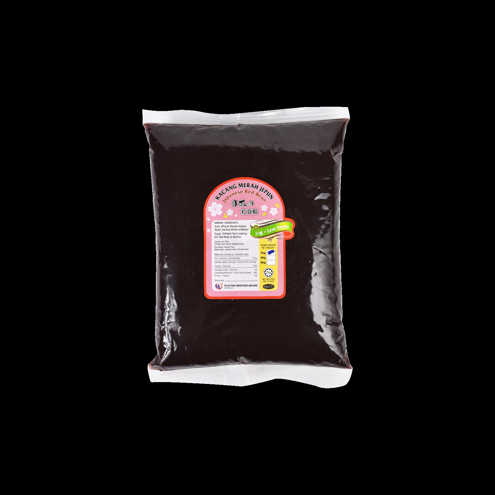 Yu Ai Japanese Red Bean Paste 1KG.png