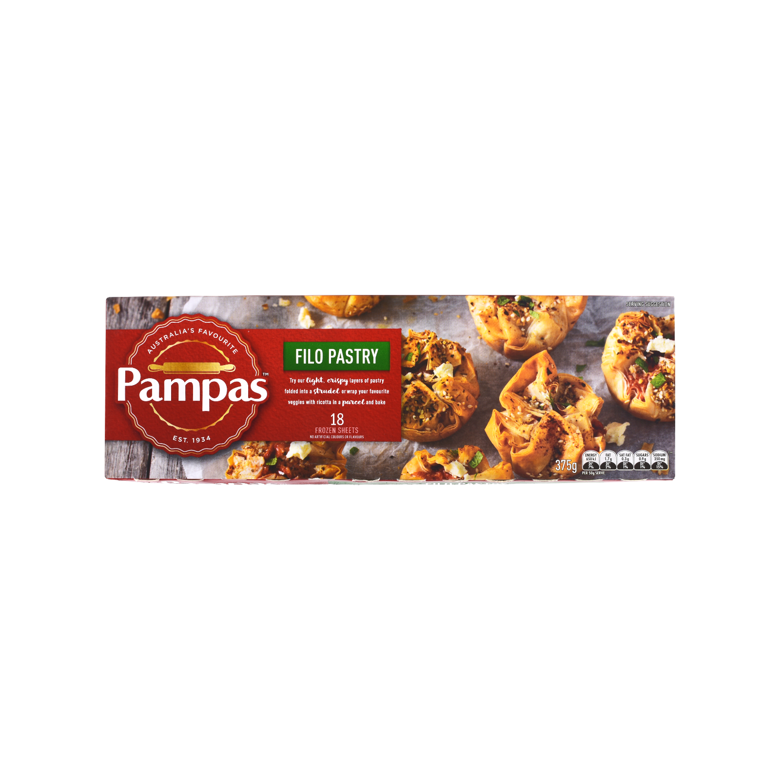 Pampas Filo Pastry 375g.png