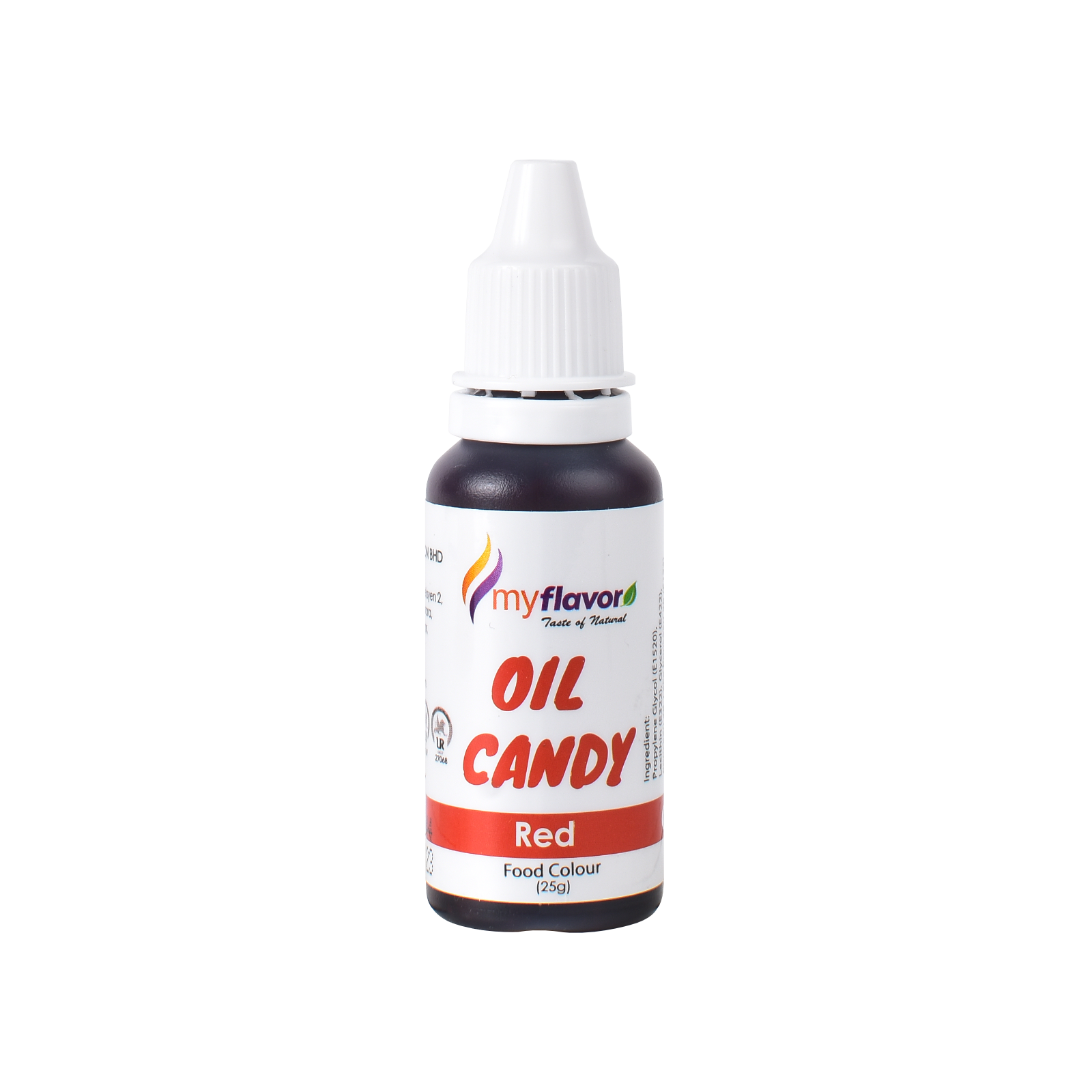 My Flavor Red Oil Candy Food Colour 25g.png