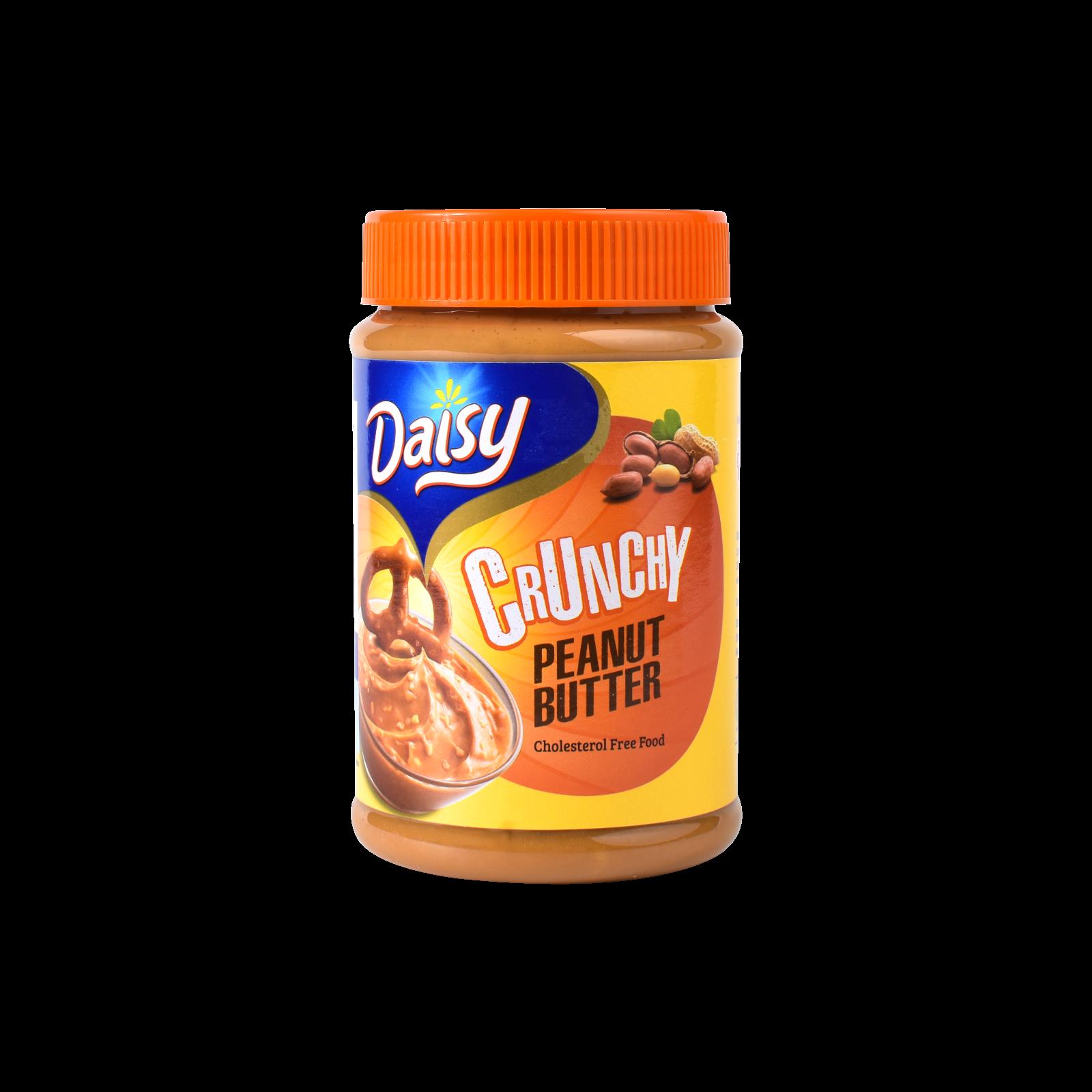 Daisy  Crunchy Peanut Butter 500g.png