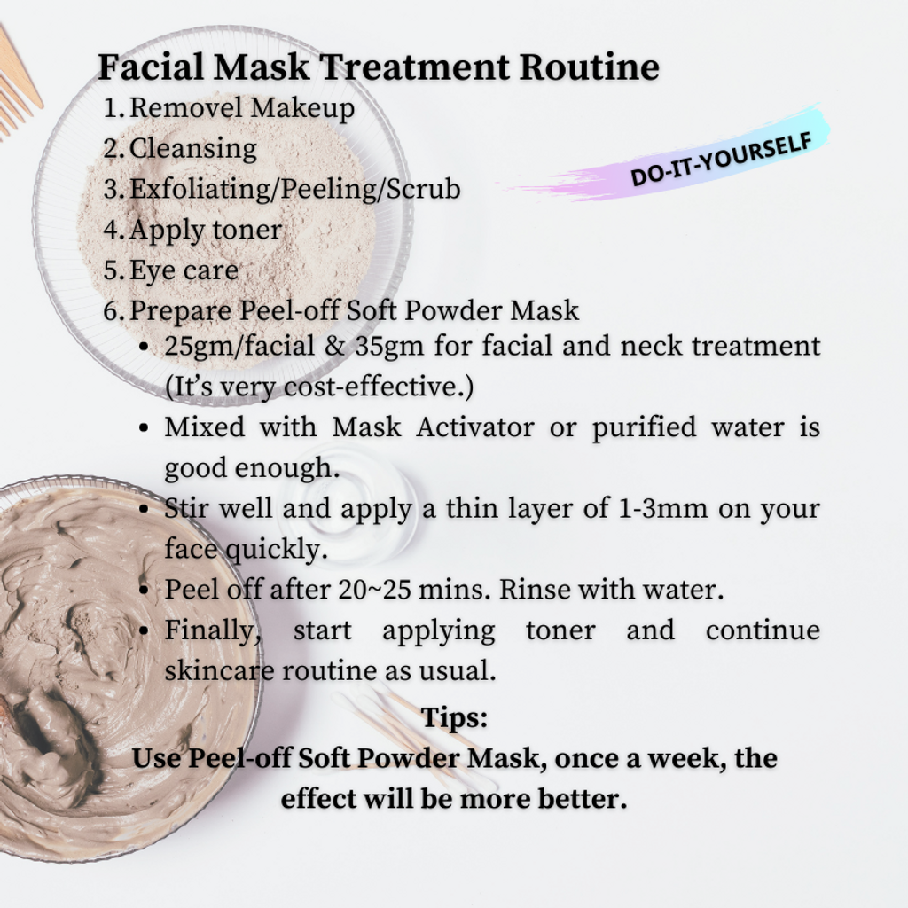 Facial Mask Treatment Routine.png