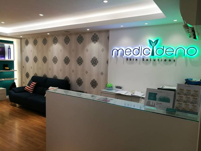 MEDICDENO - Breakthrough in Anti-aging | Our Skin Solutions Center & Clinic - Klang