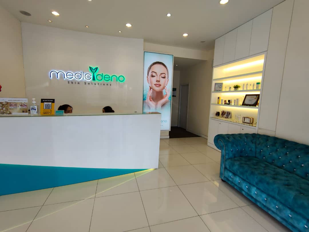 MEDICDENO | Our Skin Solutions Center & Clinic - Balakong
