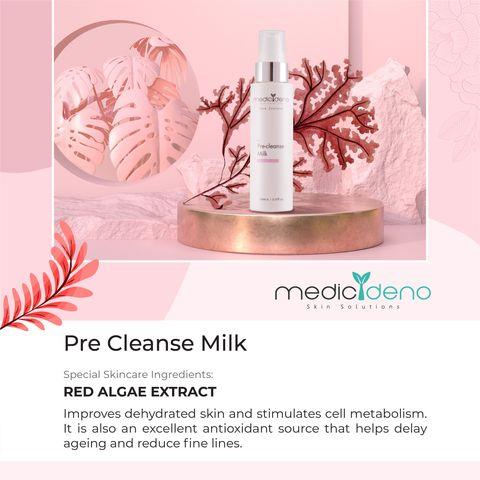 Medic Deno Pre Cleanse Milk Face Cleanser