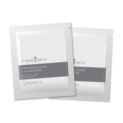 MedicDeno Pure Bio Cellulose Collagen Mask