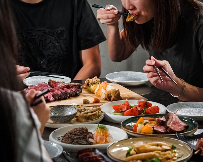 Rare the Food Co | Products by Category - DELIVERY & TAKEAWAY