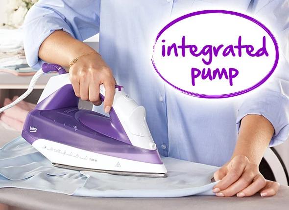 Integrated Power Pump