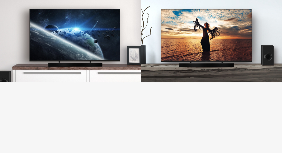 An elegant match for your TV