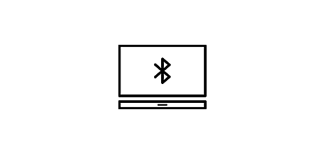 Bluetooth® TV connection
