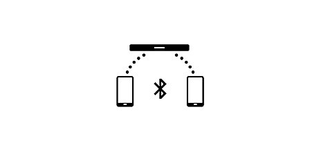 Bluetooth® multi connection