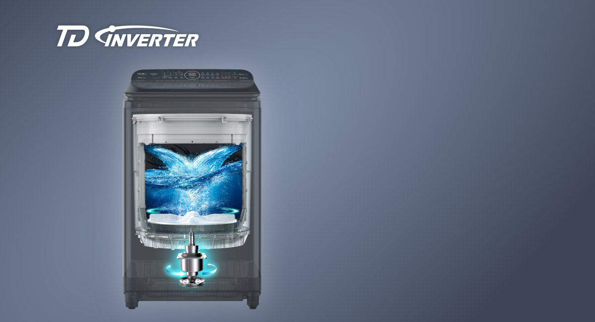 Efficient Power for Your Laundry Needs