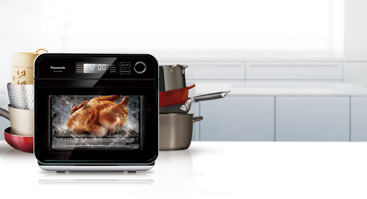 One oven does the job of multiple pots and facilitates versatile cooking