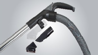 Ergonomic Handle with Attachment