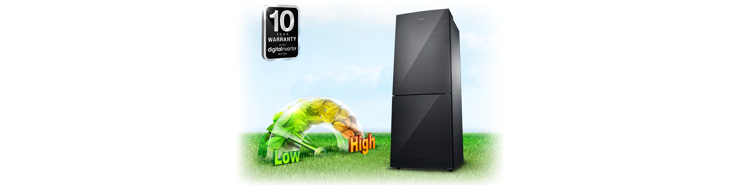 Enjoy energy savings, quiet time and a 10-year warranty