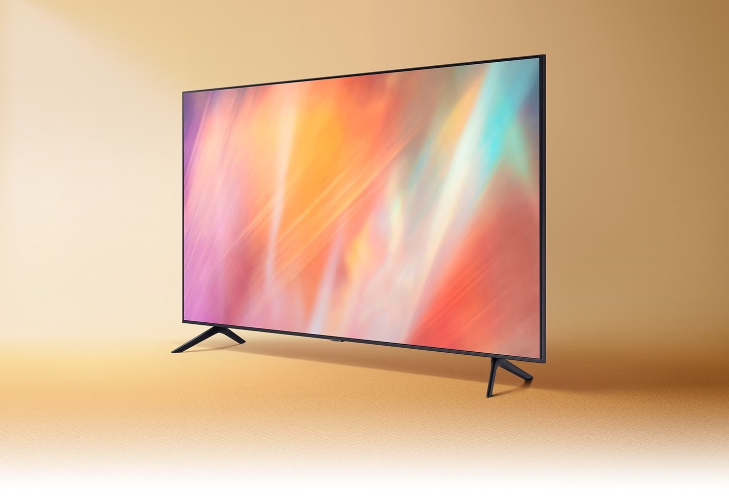 AU7000 displays intricately blended color graphics which demonstrate vivid crystal color.